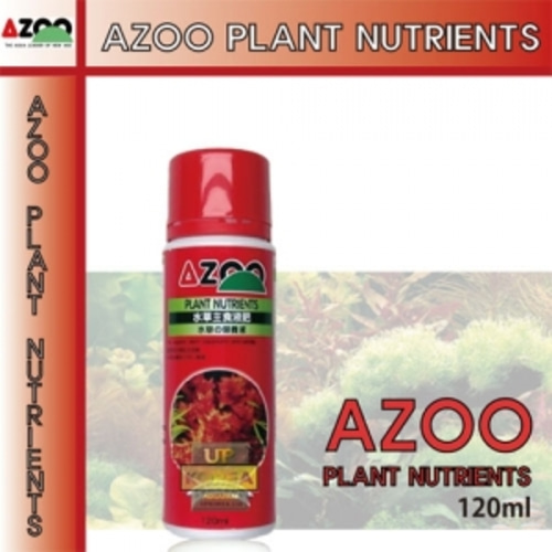 AZOO PLANT NUTRIENTS[수초액비 120ml]