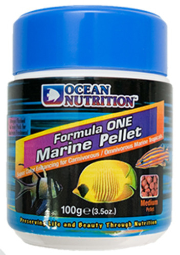 Formaula One Marine Pellet 100g Medium
