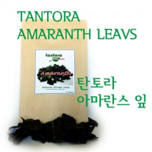 탄토라 아마란스 잎(tnatora amaranth leaves 10/bag)