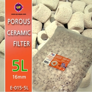 [유피]UP POROUS CERAMIC FILTER [16mm 5L/ E-015]