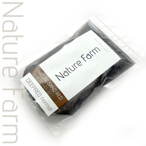 Nature Sand DEEP RED normal 1kg 네이처 샌드 딥레드 노멀